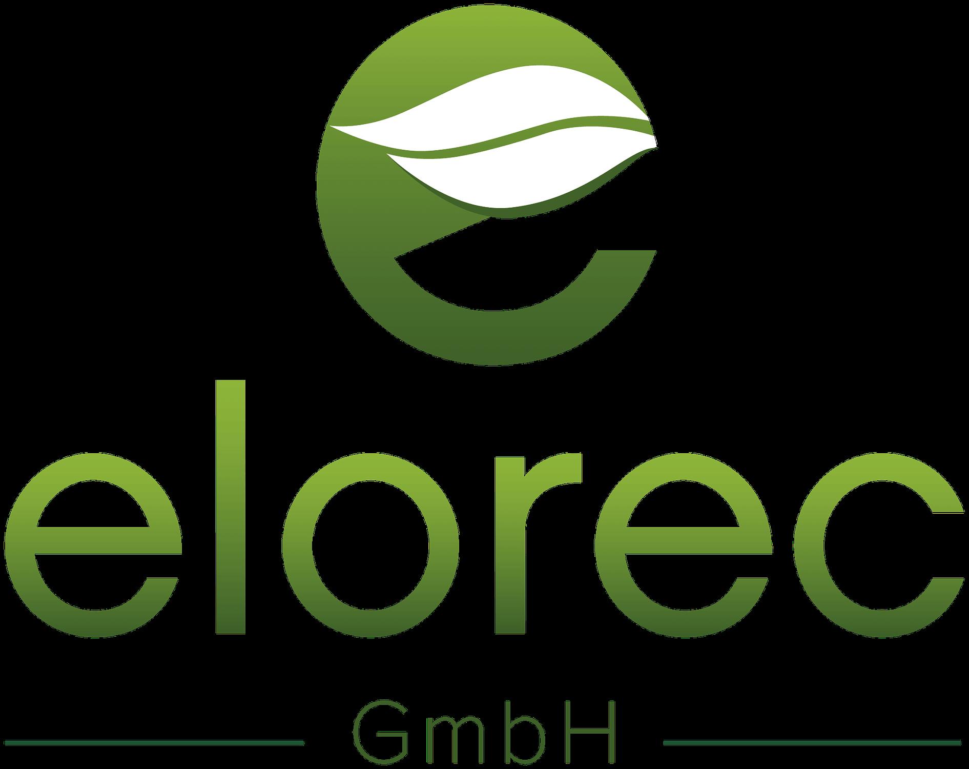 elorec GmbH Logo transparent