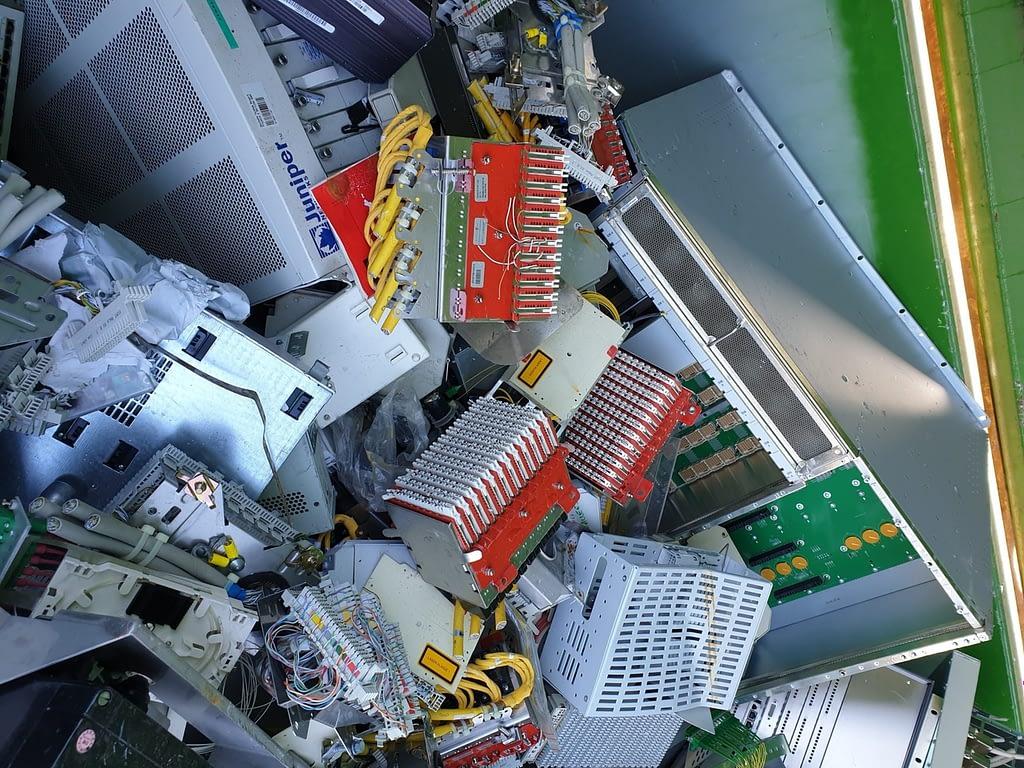 Elektroschrott-Recycling