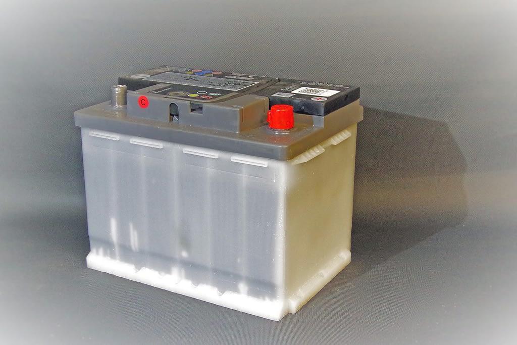 Batterierecycling Beispiel