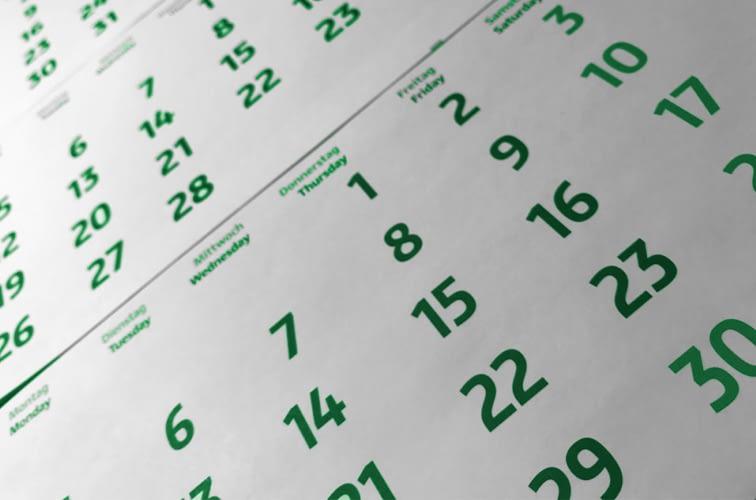 Kalender-Beispiel-Ansicht